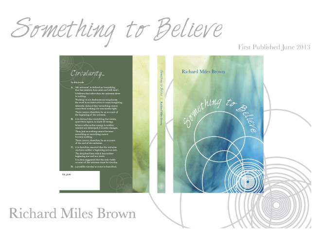 'Something to Believe' portfolio